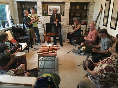 Neighborhood Flute Fest - 7/13/16