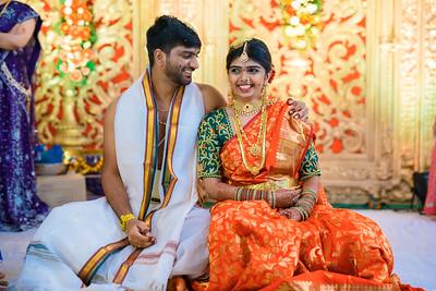 Haritha & Santosh