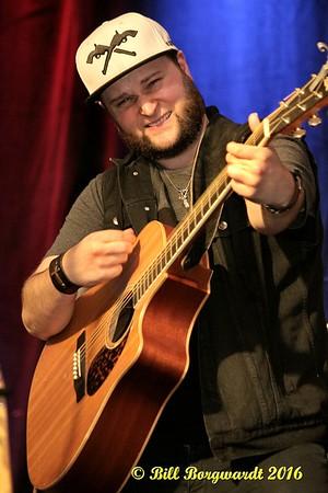 April 29, 2016 - Chris Buck Band at Blackjacks Roadhouse