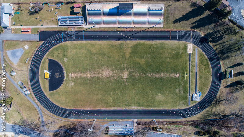 Frederick County MD High School Stadiums