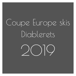 Coupe d'Europe ski