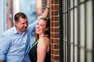 Engagement Krista and Derek