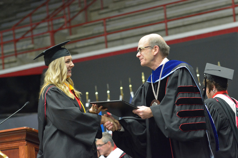 2017 Spring DCP Commencement