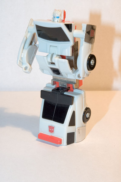 Transformers Autobot, Streetwise