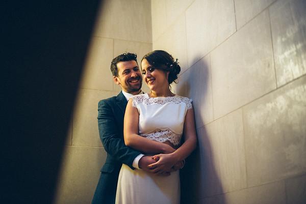 Jenna and Simon - wedding