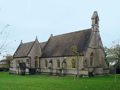 St George, Roman Catholic, St George's Road, Buckland, SN7 8QX