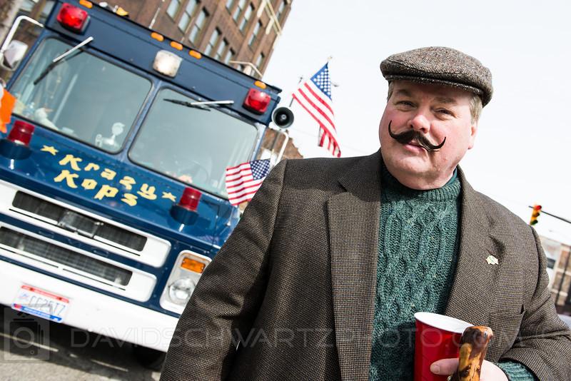 2013 St Patricks Day Cleveland Ohio