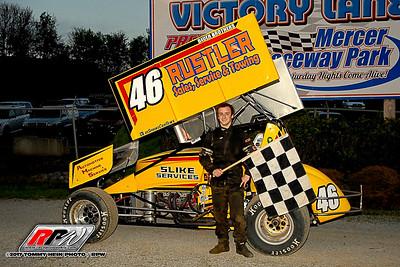 Mercer Raceway Park - 5/13/17 - Tommy Hein