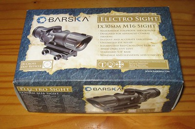 Barska M16 Electro Sight