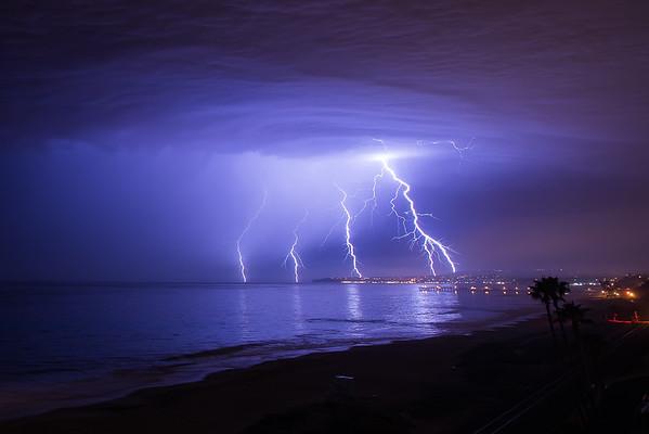 San Clemente Lightning