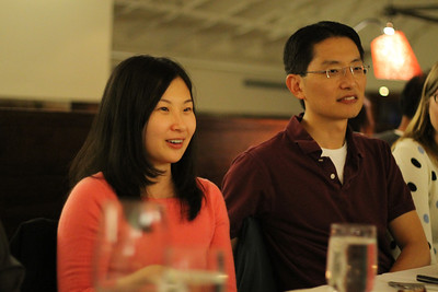 Ray and Zheng Dinner