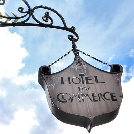 Hotel du Commerce 2017