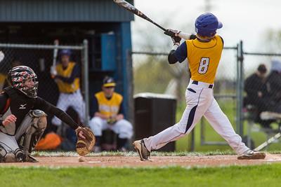 Wayne Varsity Baseball vs Waterloo 050917