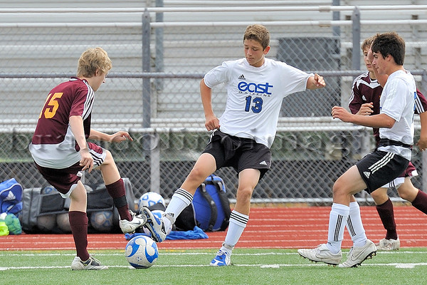 Lincoln-Way East Sophomore Soccer (2009)