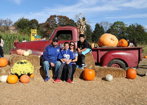10-22-17 Pumpkin Picking Jack & Rylie