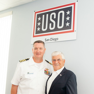 USO Ribbon Cutting Celebration
