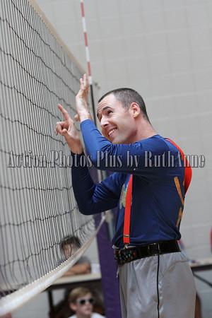 DMS Volleyball vs Teachers