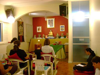 Centro Budista Kadampa Tara, Salvador, Brazil