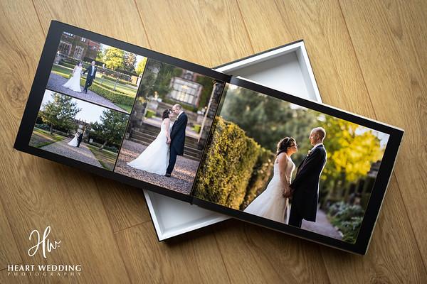 Vivian & Adrian Wedding Book