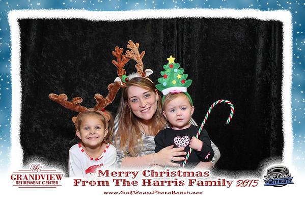 Harris Healthcare Employee Photo Booth
