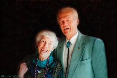 Betty's 94th Birthday - 2015