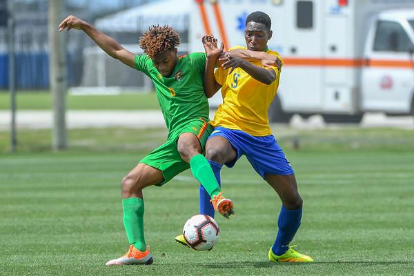 CONCACAF 32019 - GRNvSTV