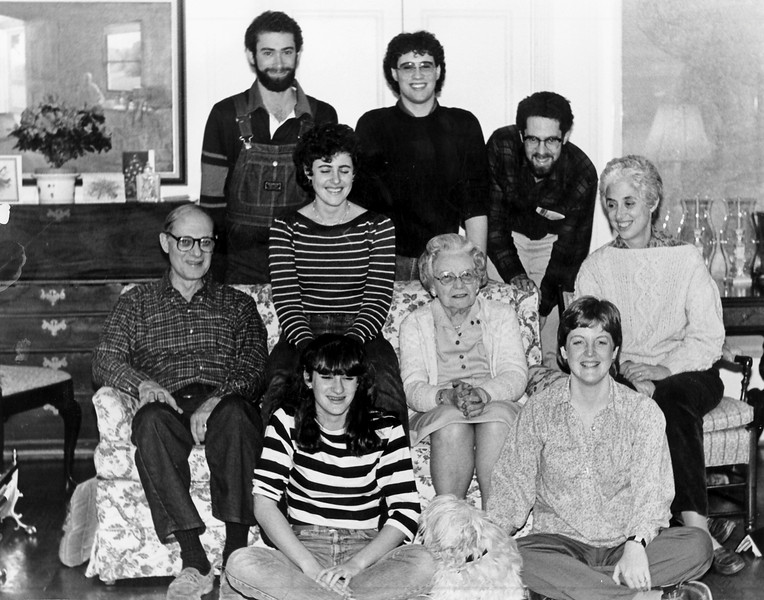 1981 or 82 (Pre-Diane)
