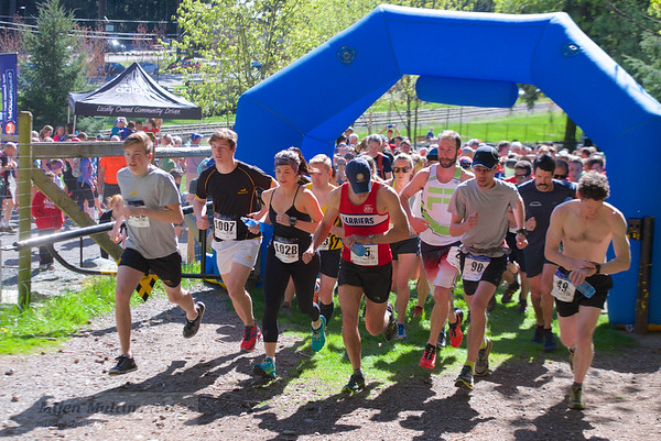 04-09-16 Vancouver Island Trail Series -Cobble Hill