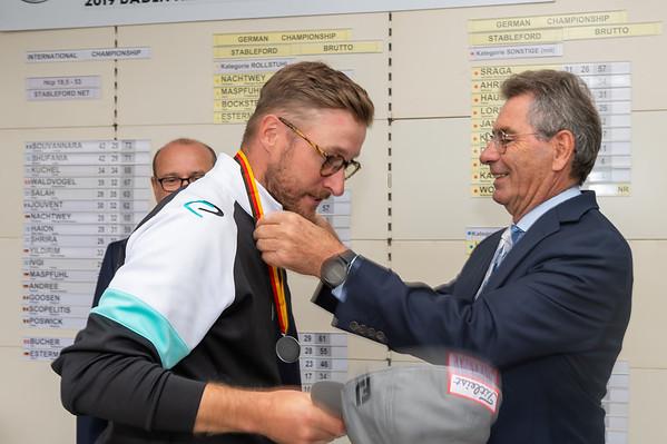 2019-08-08 IAM der Behinderten Golfer2019 Siegerehrung