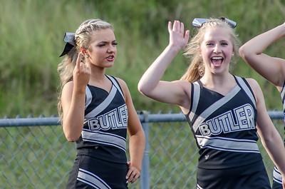 2016-08-26 BHS Football VS Mallard Creek