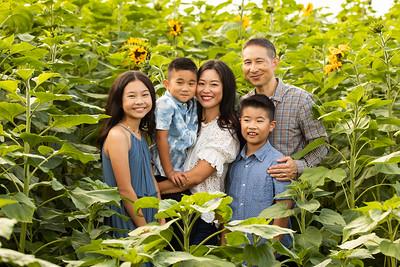 T Tan Family 2020