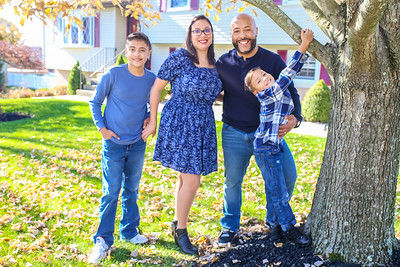 Delvalle Family 2020