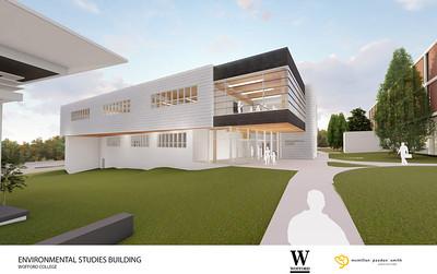 Chandler Center for ENVS renderings