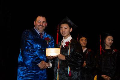 SAS Puxi Graduation 2015