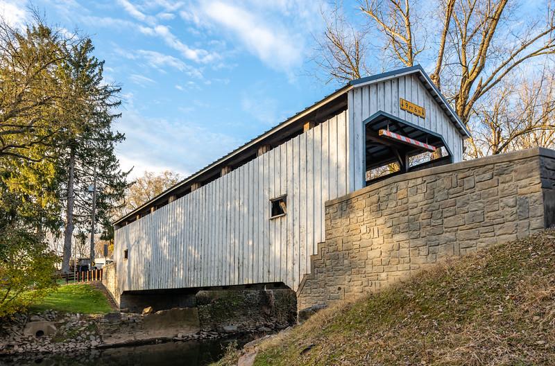Keller's Mill Covered Bridge