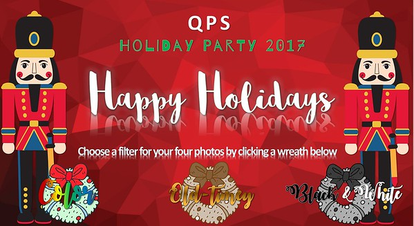 QPS Holiday Party 2017