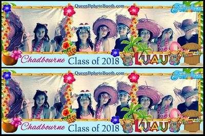 Chadbourne  Class of 2018
