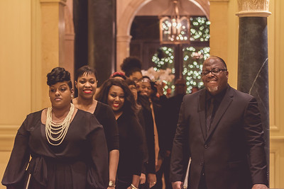 The Phillip Hall Singers