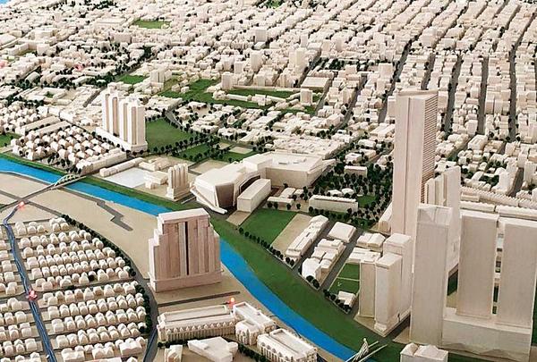 Phnom Penh City Model