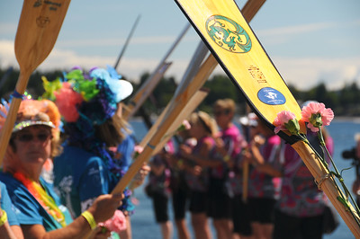 Nanaimo Dragon Boats 2016