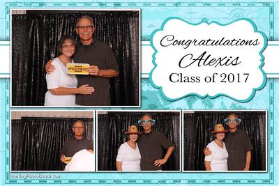 Congratulations Alexis