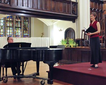 Oratorio Society Solo Competition SemiFinals 2009