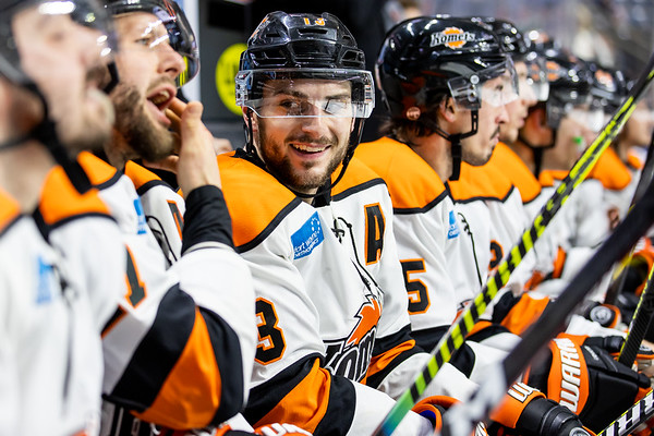 3/5/21 Komets vs. Nailers