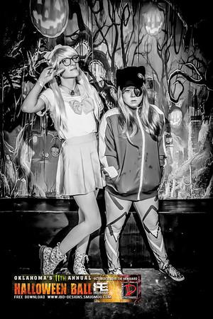 11th Anual Halloween Ball 10-31-15