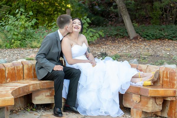 Middleton-Robins Wedding