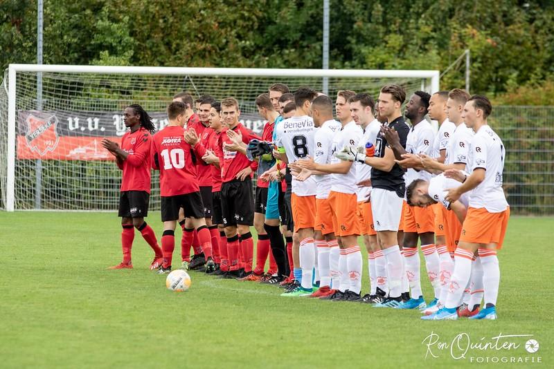2019-09-07 VV Yerseke - Oranje Wit [beker, 3-2]