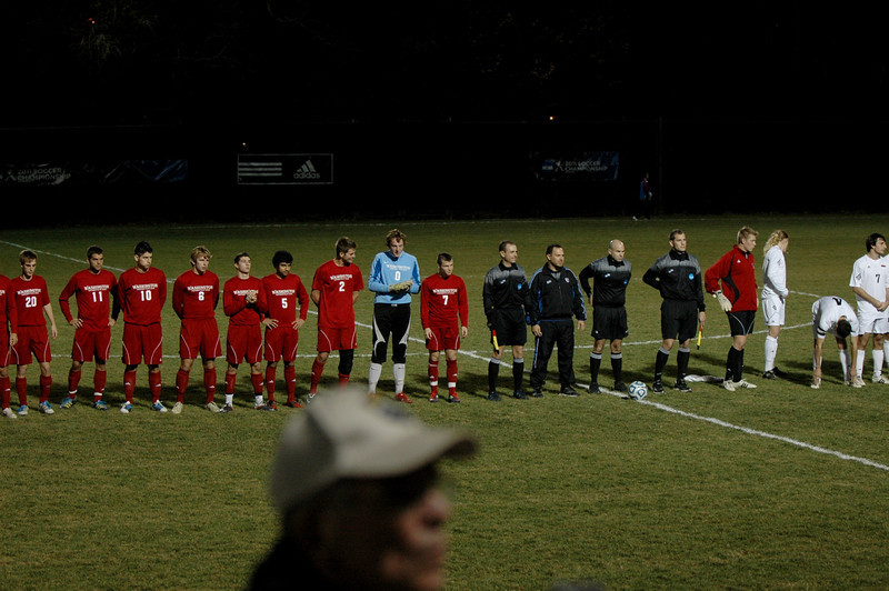 WUSTL vs Ohio Wesleyan 2011