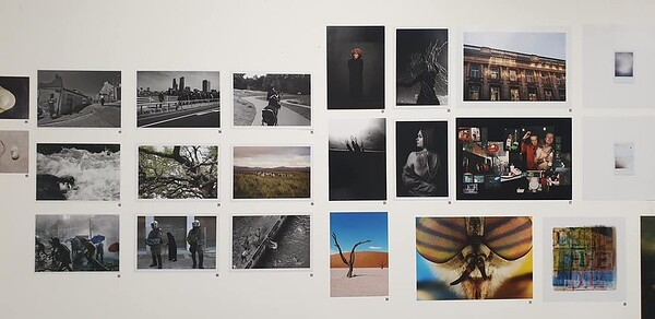 """The Glasgow Gallery of Photography exhibition """"Emergence"""""""