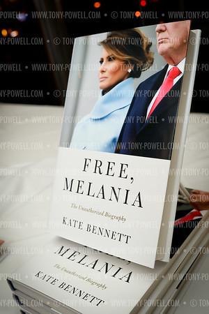 "Kate Bennett ""Free Melania"" Book Party"