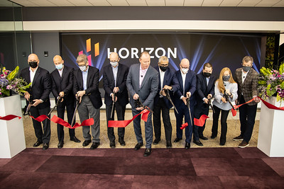 Horizon Ribbon Cutting